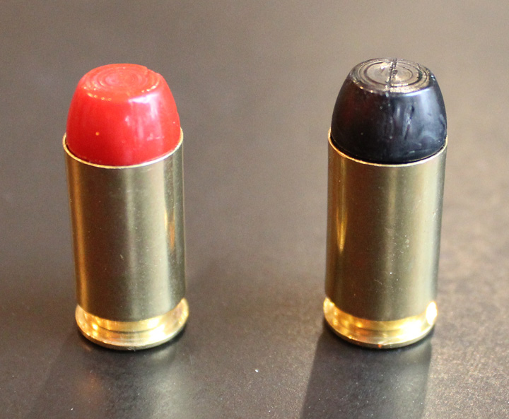 Types of Non-Lethal Ammunition
