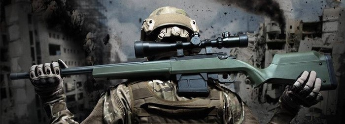Best Beginner Airsoft Sniper Rifles