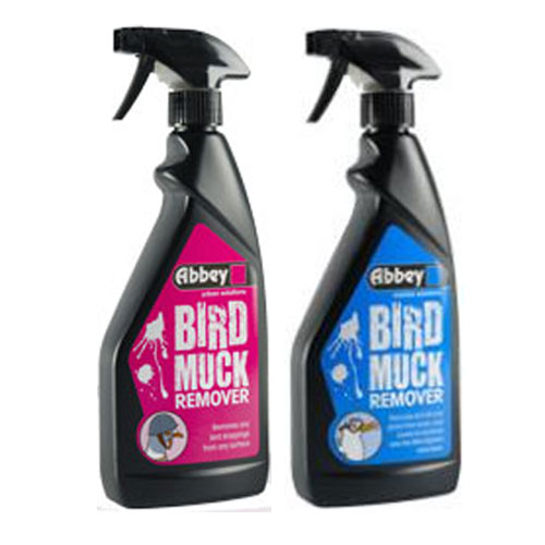 Bird Muck Remover by Abbey Supply