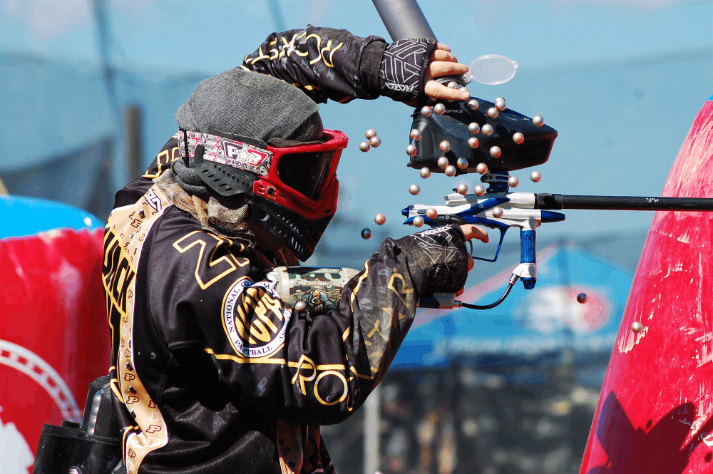 Why Paintball Has A Better Public Profile Than Airsoft
