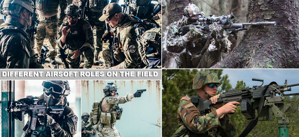 Which Role Should You Play in Airsoft?