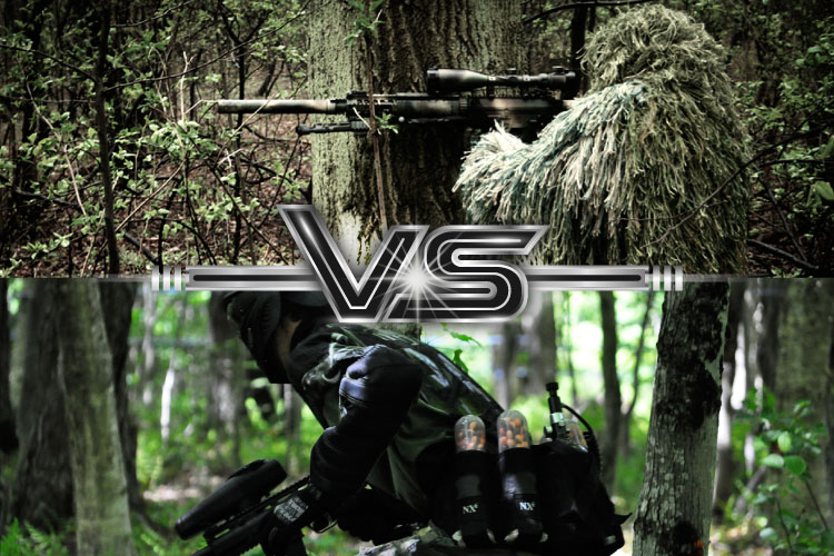 Airsoft vs Paintball: What are the Differences?